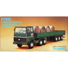 Ford trailer truck 1/72