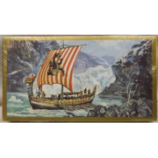 viking ship 1/80