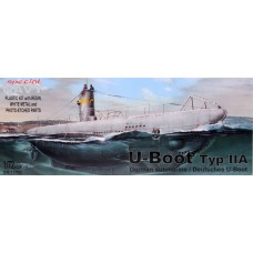 U-Boot Typ IIA 1/72