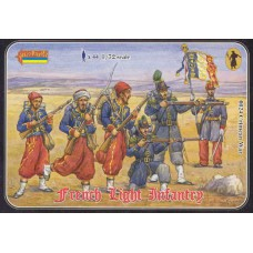 Crimean French Light Infantry 1/72