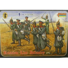 Crimean Russian Line Infantry 1/72