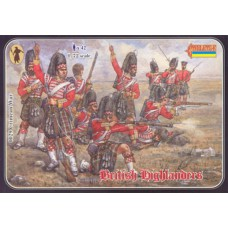 Crimean British Highlanders 1/72