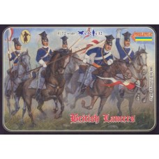 Crimean War British Lancers 1/72