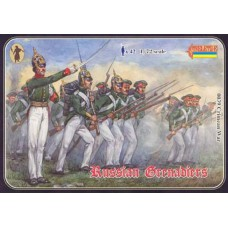 Crimean War Russian Grenadiers 1/72
