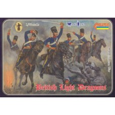 Crimean War British Light Dragoons 1/72