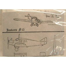 Junkers F13 1/72