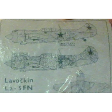 Lavochkin La-5FN 1/72