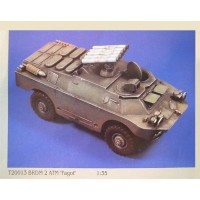 BRDM-3 with AT-5 fagot 1/35