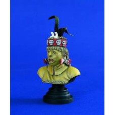 zapotec priest bust 1/9 - 200 mm