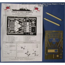 U-boot Torpedo loading set 1/72